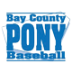Bay County Pony logo