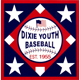 Dixie Baseball Logo