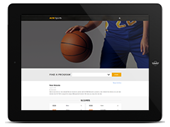 Basketball Websites